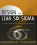 Design for Lean Six Sigma