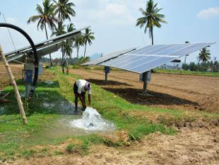 India to use International Solar Alliance to push solar water pumps