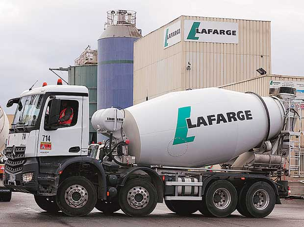 Nirma cements $1.4-bn Lafarge India buyout