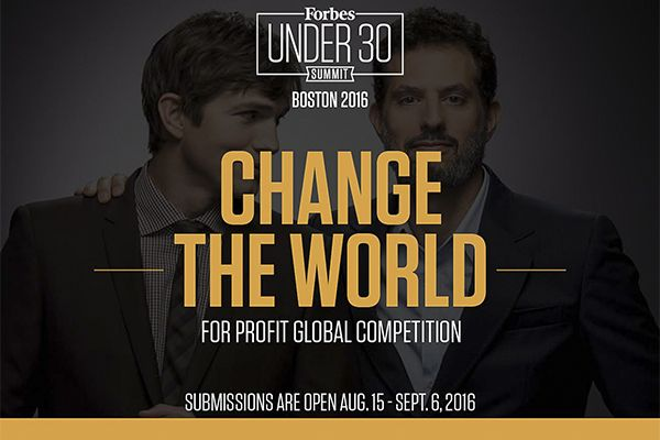 Forbes to host $1 million 'Change the World' competitions for entrepreneurs