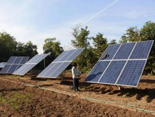 Solar power, green corridor blip on energy radar for 2017
