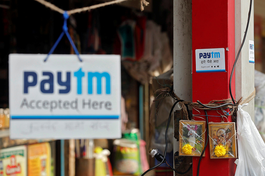 Paytm Payments Bank, NPCI's BHIM app, sign of rising digital finance in India