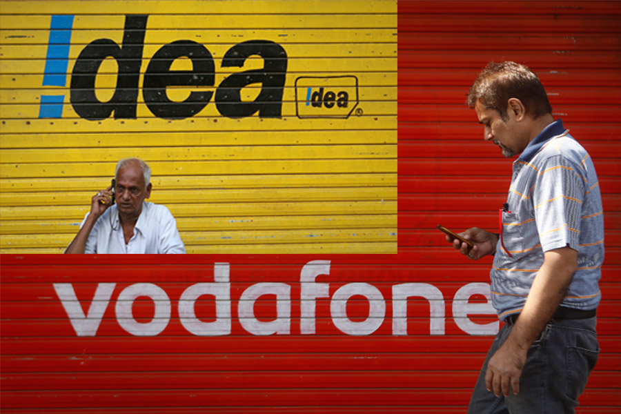Idea Cellular and Vodafone India to merge to create India's largest wireless carrier