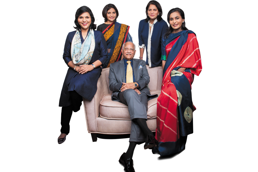 "Minding their business: How Indian family businesses survive over time""width="