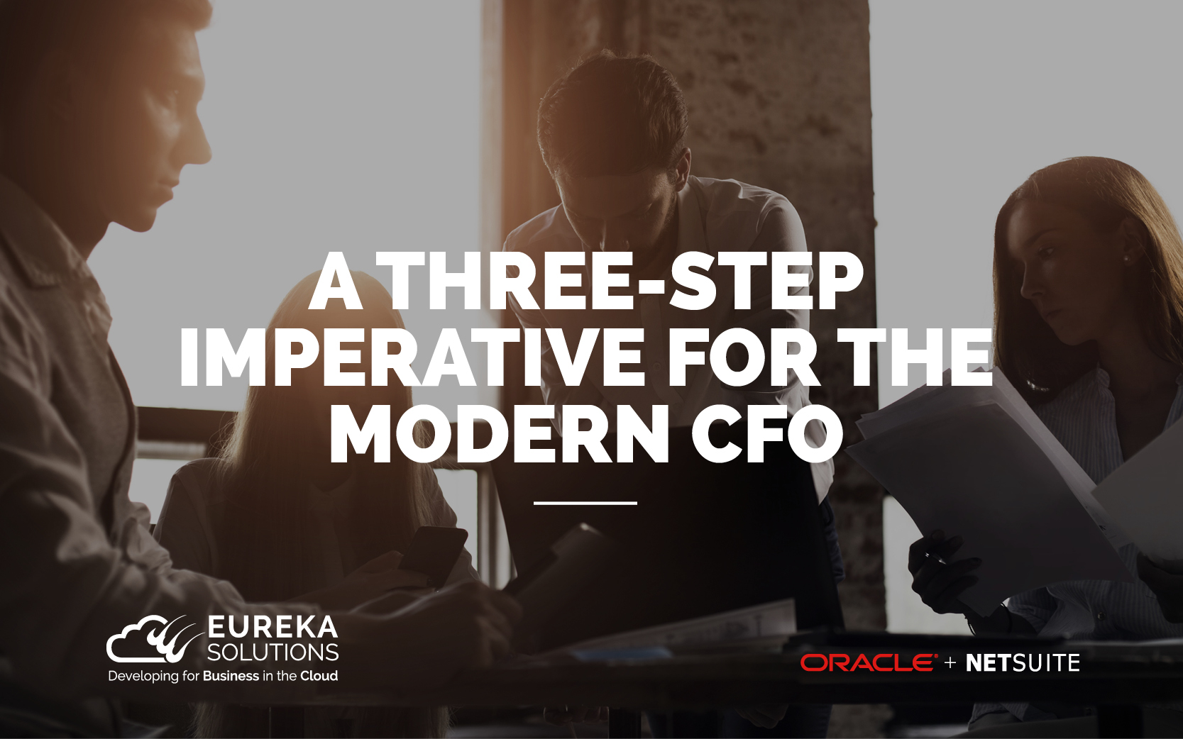 Lead, Transform, Operate: A 3-Step Imperative for the Modern CFO