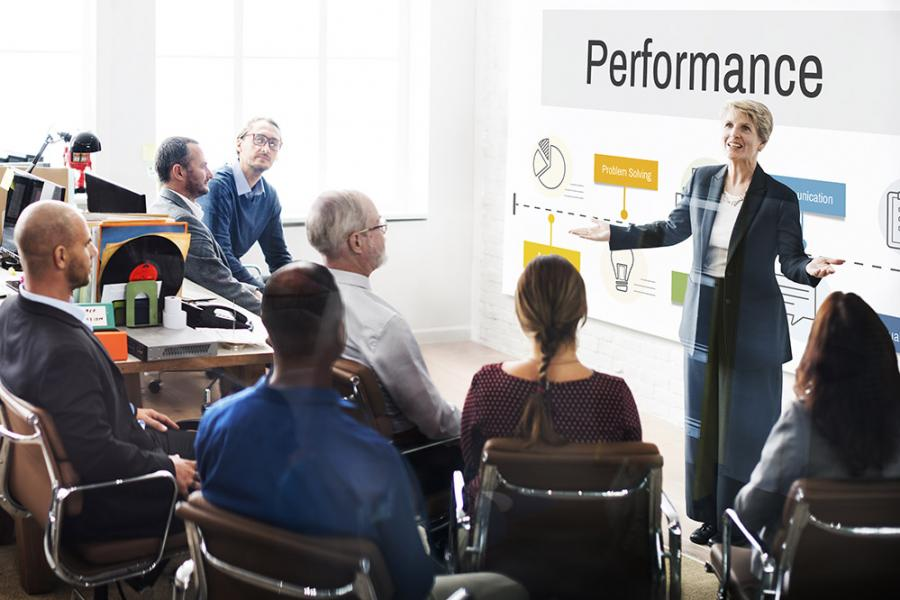 What do organisations with high performance culture do differently?