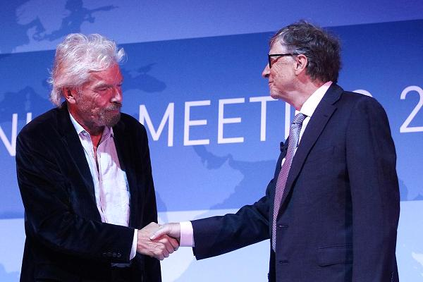 Bill Gates, Warren Buffett and Richard Branson have the same unexpected definition of success