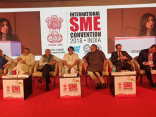 A new industrial policy will soon be announced, emphasis on MSME: Suresh Prabhu