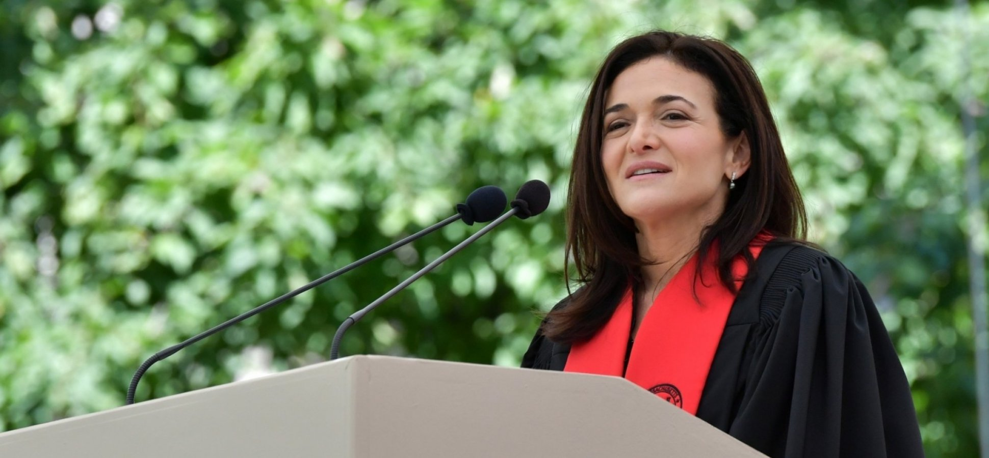Sheryl Sandberg's Speech to MIT Grads Included This Brilliant Lesson About Diversity