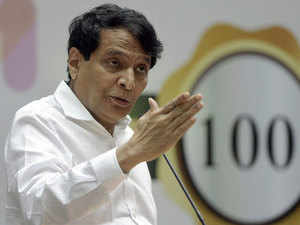 India will be at centre of 'sunshine countries' of ISA: Suresh Prabhu