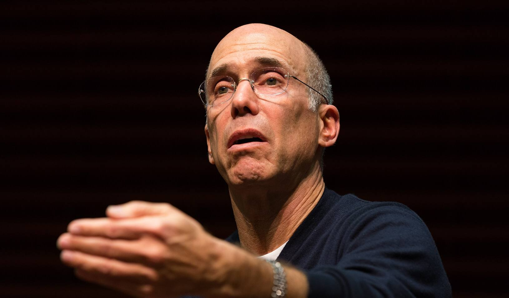 Jeffrey Katzenberg: How Failure Makes a Better Leader
