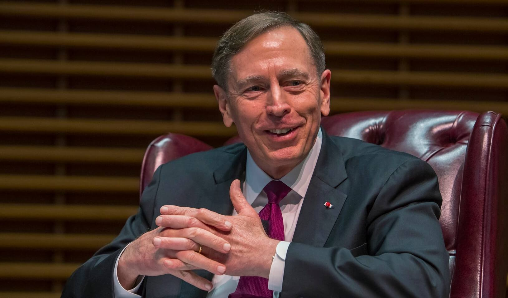 Gen. David Petraeus: Four Tasks of a Strategic Leader