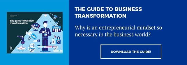 The Guide to Business Transformation