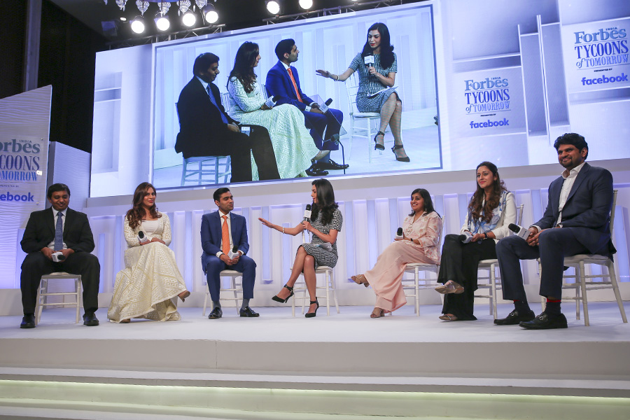 Tycoons of Tomorrow: Inside the minds of India's future icons