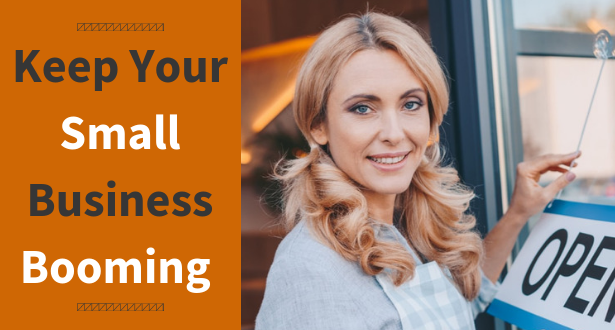 Keep Your Business Booming: Five Keys to Small Business Success